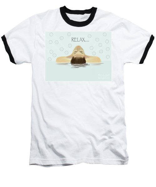 Bubble Bath Luxury Baseball T-Shirt