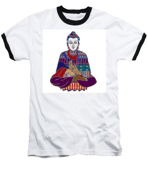 Buddha In Meditation Buddhism Master Teacher Spiritual Guru By Navinjoshi At Fineartamerica.com Baseball T-Shirt