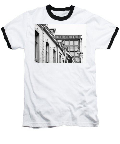 Baseball T-Shirt featuring the photograph Buildings In Maastricht by Nick  Biemans