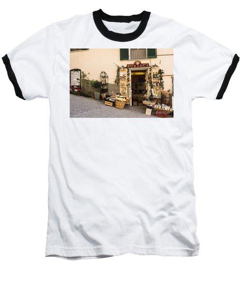 Burasca Shop Of Manarola Baseball T-Shirt