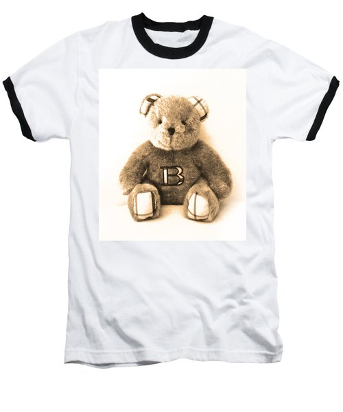 Burberry Bear Baseball T-Shirt