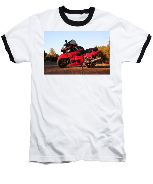Baseball T-Shirt featuring the photograph Busa by David S Reynolds