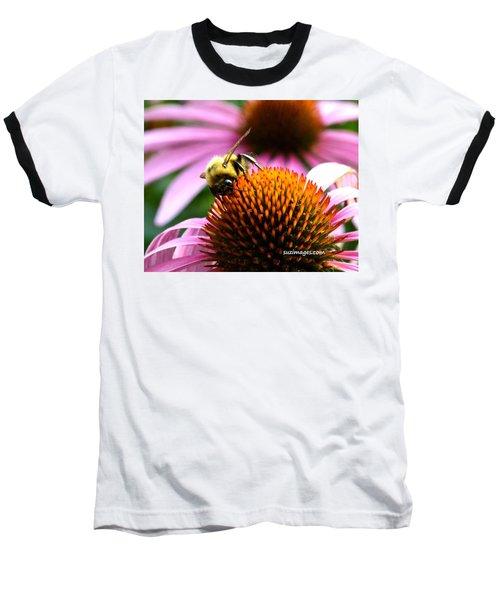 Busy As A Bee Baseball T-Shirt