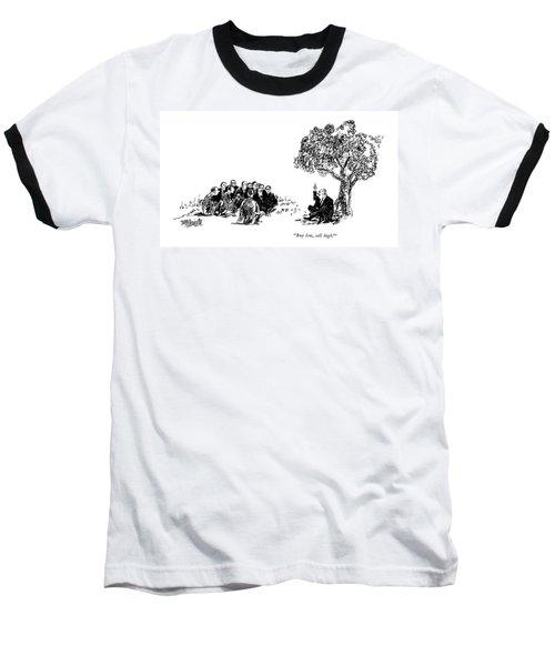 Buy Low, Sell High! Baseball T-Shirt