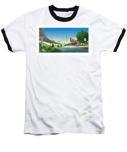 Bypassed Baseball T-Shirt