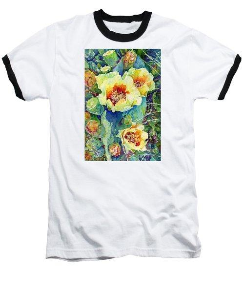 Cactus Splendor II Baseball T-Shirt