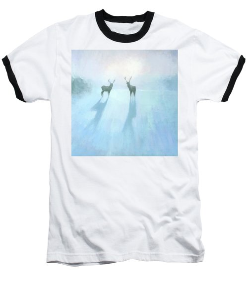 Call Of The Arctic Baseball T-Shirt