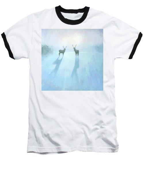 Call Of The Arctic Baseball T-Shirt