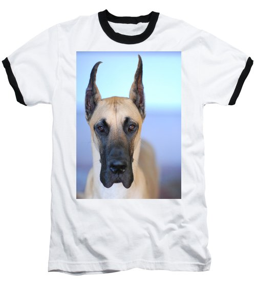 Baseball T-Shirt featuring the photograph Cappy by Lisa Phillips