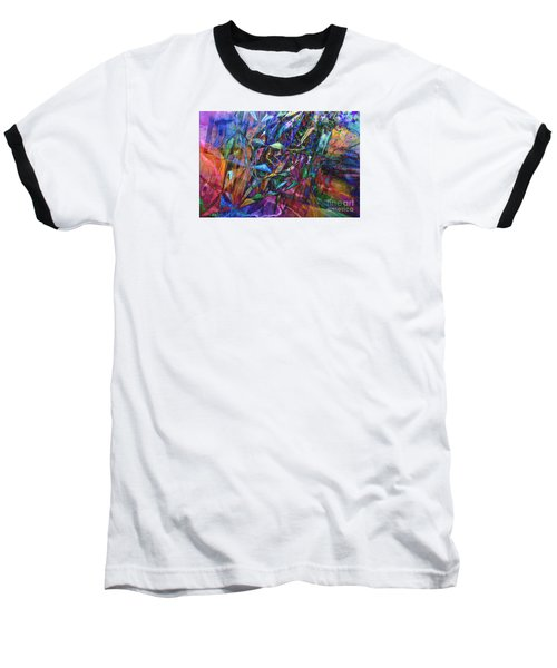 Baseball T-Shirt featuring the photograph Carnival by Nareeta Martin