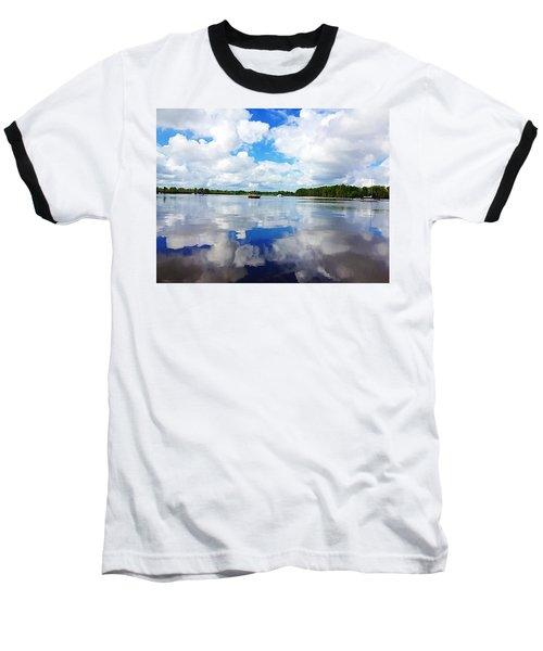 Carolina Blue- Washington Nc Baseball T-Shirt