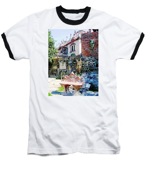 Casa Golovan Baseball T-Shirt by Oleg Zavarzin