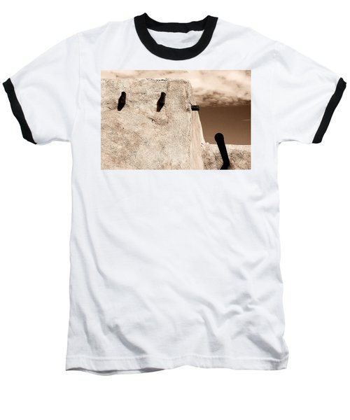 Castolon Adobe Ghost Baseball T-Shirt