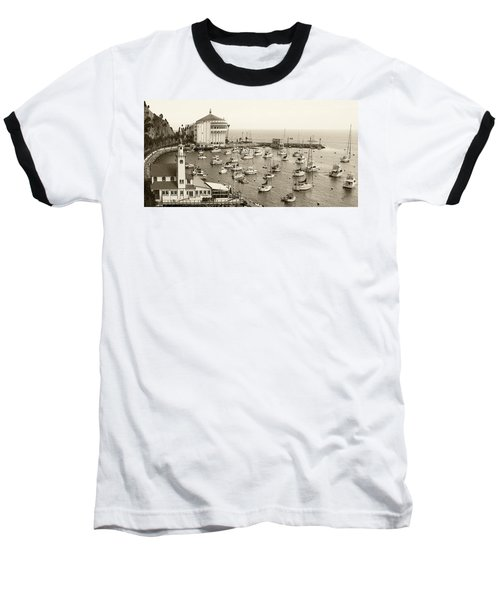 Catalina Island. Avalon Baseball T-Shirt