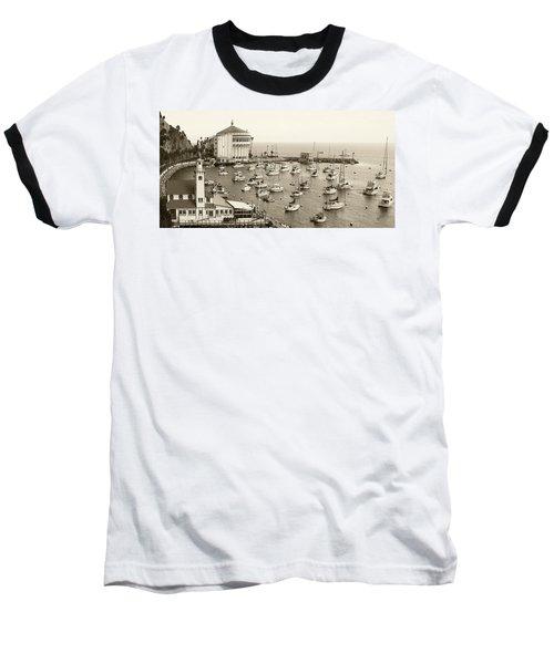 Catalina Island. Avalon Baseball T-Shirt