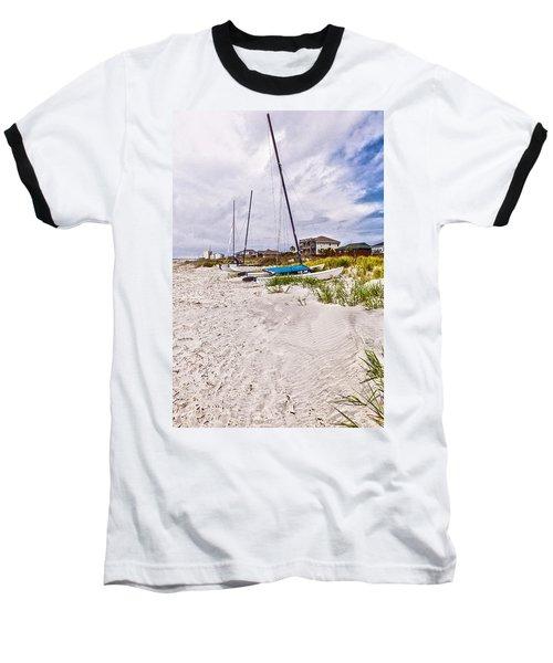 Baseball T-Shirt featuring the photograph Catamaran by Sennie Pierson