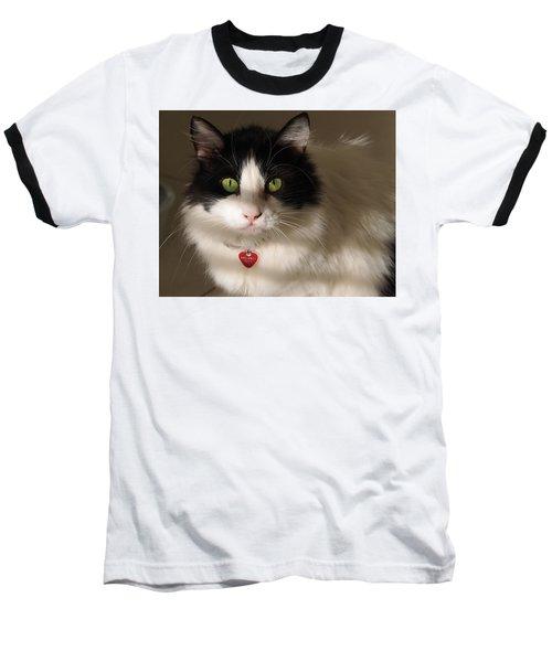 Cat's Eye Baseball T-Shirt