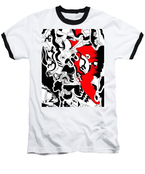 Century 21 Baseball T-Shirt