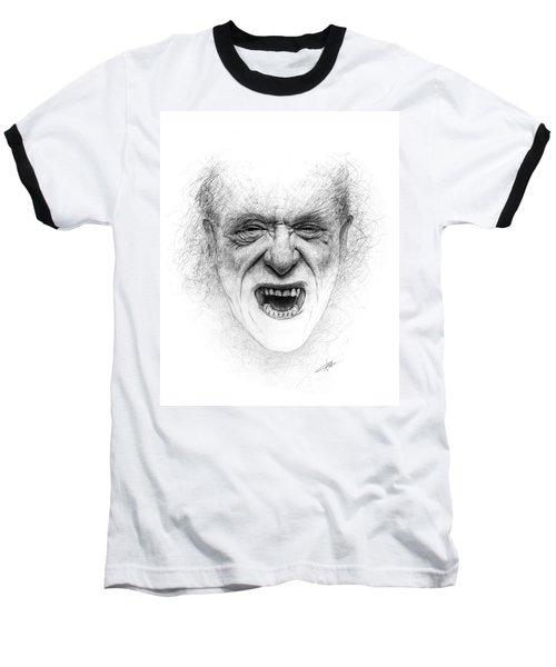 Charles Bukowski Baseball T-Shirt