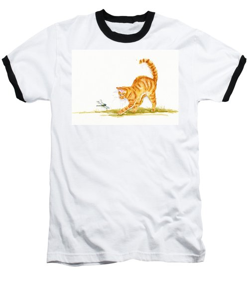 Chasing The Dragon Baseball T-Shirt
