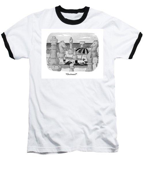 Checkmate! Baseball T-Shirt