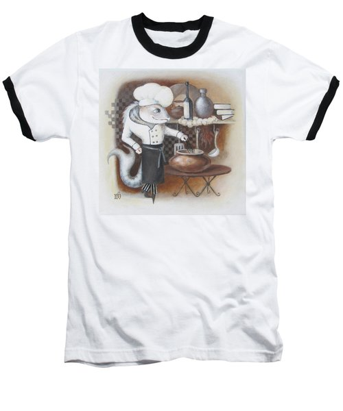 Chef Baseball T-Shirt
