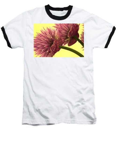 Chive Macro Beauty Baseball T-Shirt