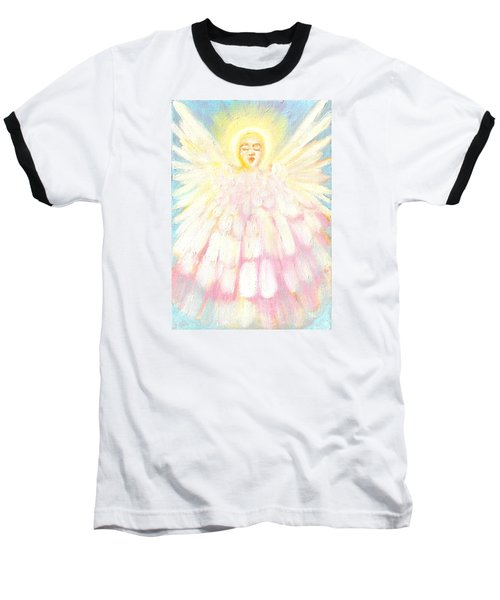 Choiring Angel Baseball T-Shirt