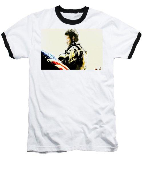Chris Kyle Baseball T-Shirt