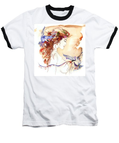Cinderella Story Baseball T-Shirt