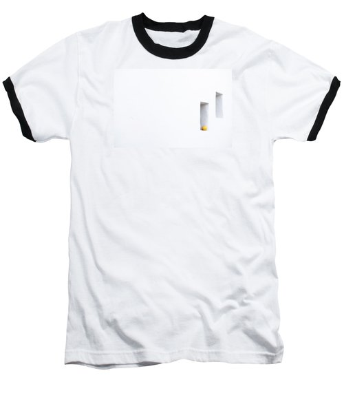 Citrus Simplicity Baseball T-Shirt