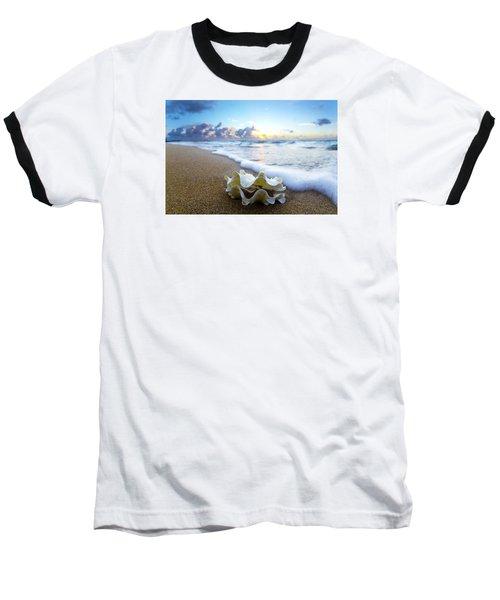 Clam Foam Baseball T-Shirt