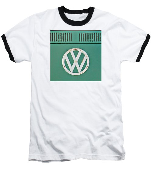 Classic Car 8 Baseball T-Shirt by Art Block Collections