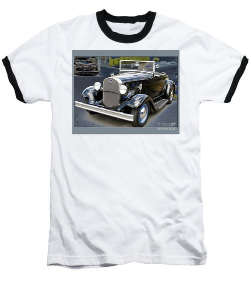 Classic Ford Baseball T-Shirt