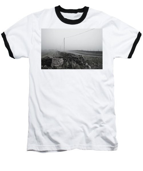 Clearing Fog Baseball T-Shirt