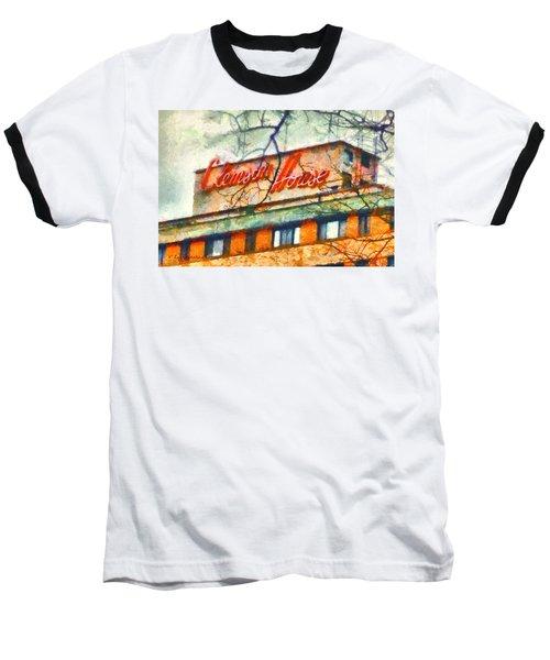 Clemson House Baseball T-Shirt