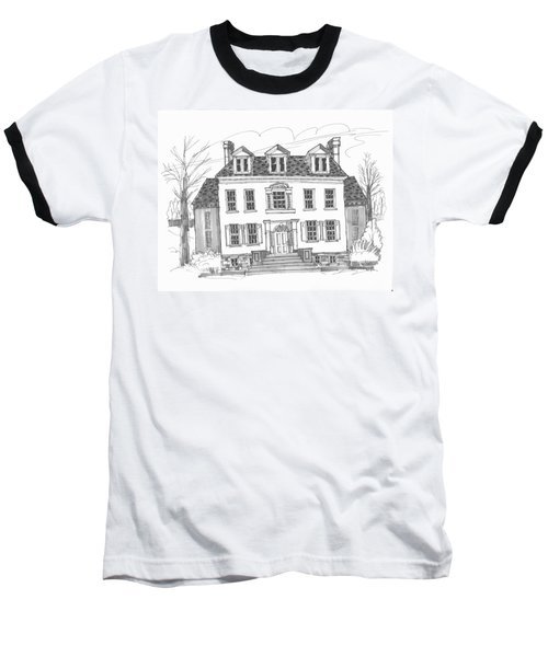 Clermont Historic Site Baseball T-Shirt