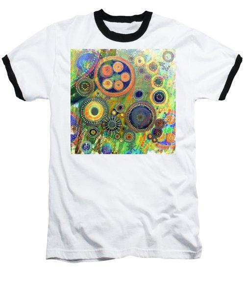 Clockwork Garden Baseball T-Shirt