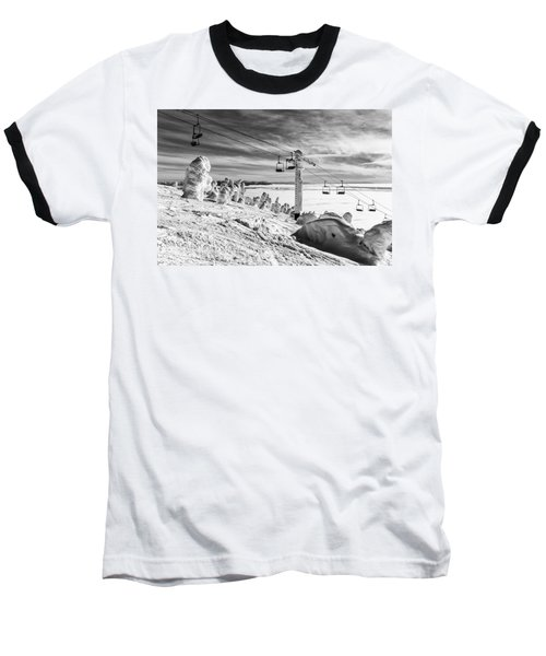 Cloud Lift Baseball T-Shirt