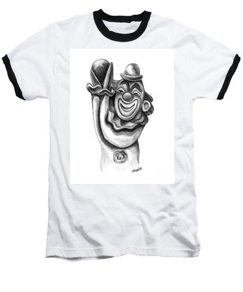 Clown Baseball T-Shirt