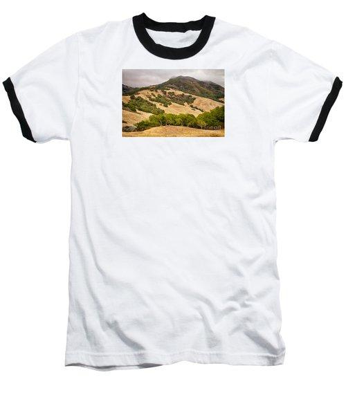 Coast Hills Baseball T-Shirt by Alice Cahill