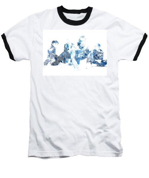 Coldplay Baseball T-Shirt by Brian Reaves