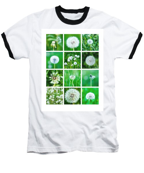 Collage June - Featured 3 Baseball T-Shirt