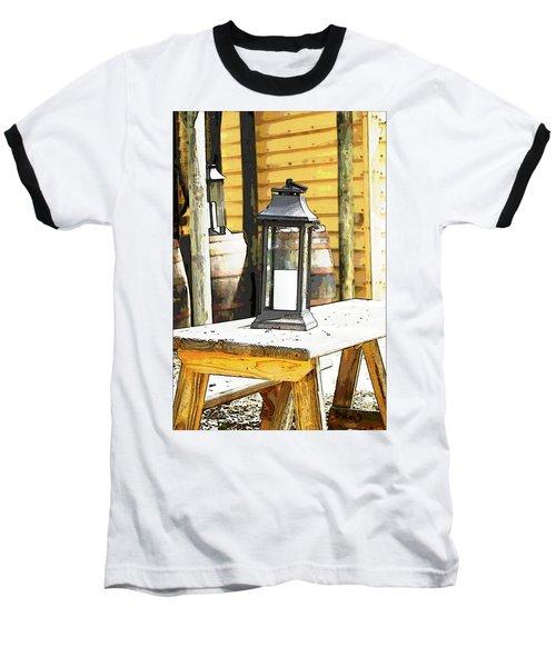 Colonial Light Baseball T-Shirt