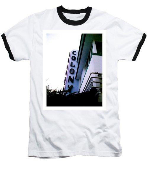 Colony Polaroid Baseball T-Shirt