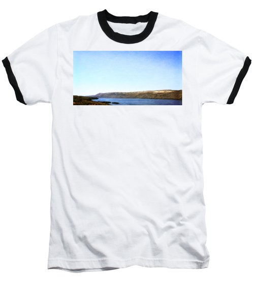 Columbia River Vista Baseball T-Shirt
