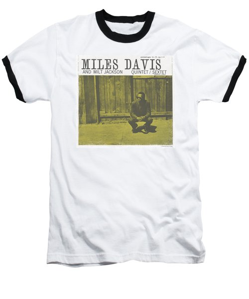 Concord Music - Miles And Milt Baseball T-Shirt