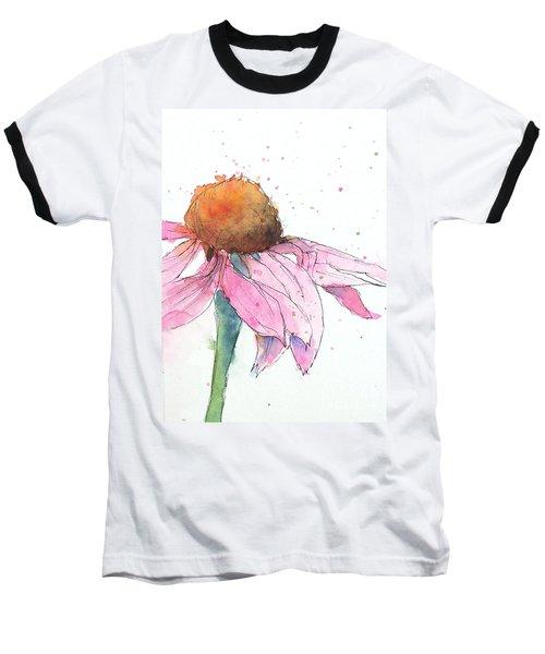 Coneflower 2 Baseball T-Shirt