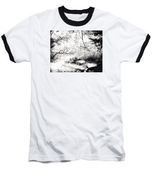 Baseball T-Shirt featuring the photograph Confusion Of The Senses by Hayato Matsumoto