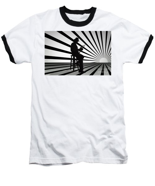Cool Jazz 2 Baseball T-Shirt